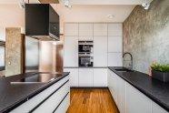 Moderní podkrovní kuchyně