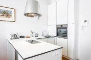 Vytvořit kuchyň bytu rozloze 40m2 byla pro nás hračka