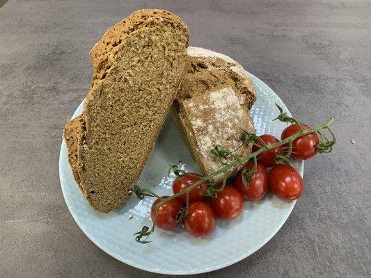 Špaldový chléb