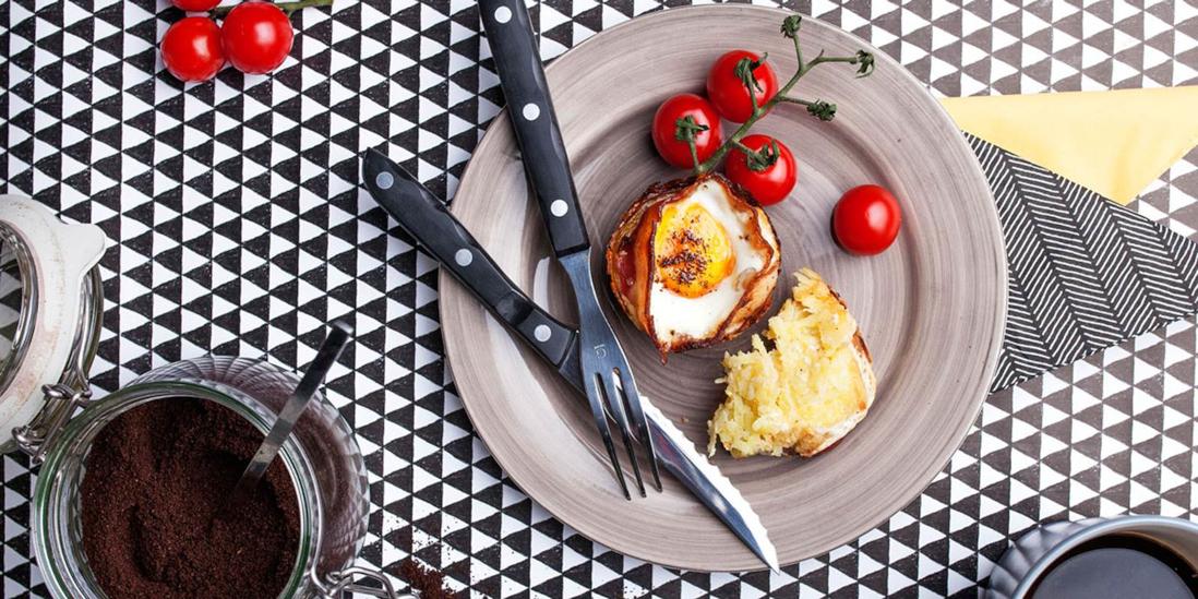 Raňajkový muffin